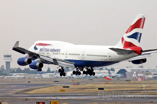 Boeing 747-400 (G-BNLJ)