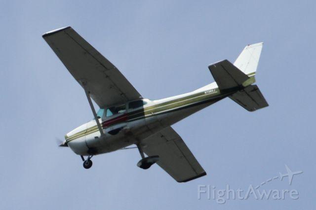 Cessna Skyhawk (N738VJ) - Over Mercer Island, WA