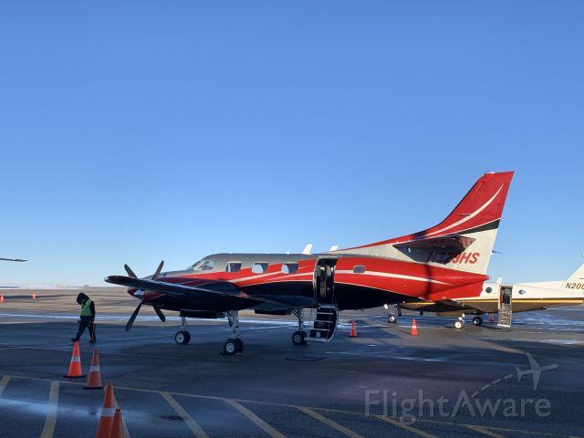 Swearingen Merlin 3 (N329HS) - Fairchild Merlin IIIB