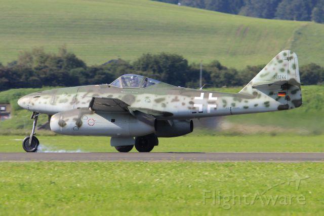 MESSERSCHMITT Me-262 Replica (D-IMTT)