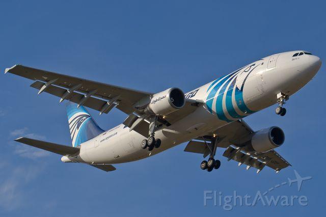 Airbus A300F4-200 (SU-GAY)