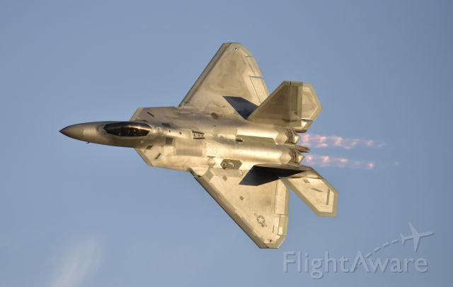 Lockheed F-22 Raptor (04-4068)