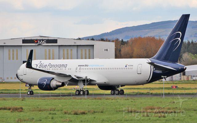 BOEING 767-300 (N359AA) - blue panorama b767-323er n359aa at shannon 28/4/18.