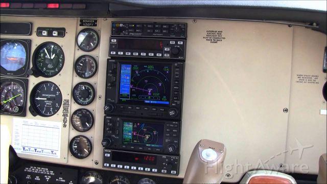 Beechcraft Bonanza (36) (N36PY)