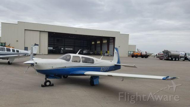Mooney M-20 (N26FF)