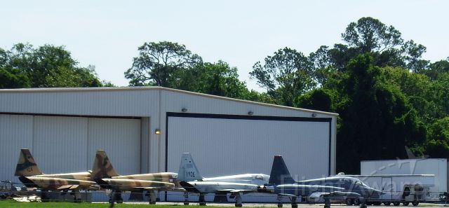 Northrop RF-5 Tigereye (N8910) - NORTHROP F5B