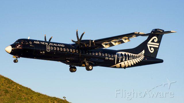 ATR ATR-72 (ZK-MVA)