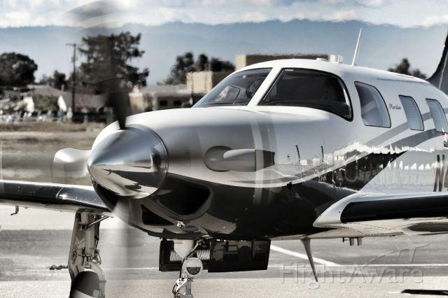 Piper Malibu Meridian (N476WA)