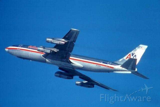 Boeing 707-100 (N7526A)