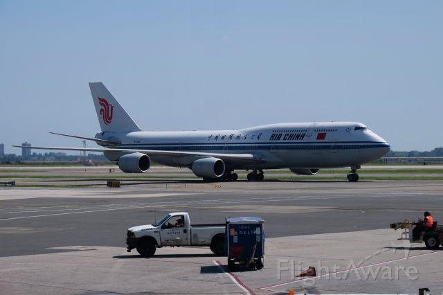 BOEING 747-8 (B-2487)