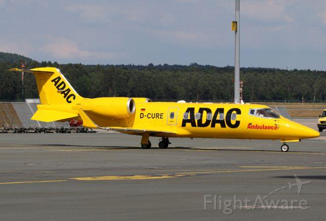 Learjet 60 (D-CURE)