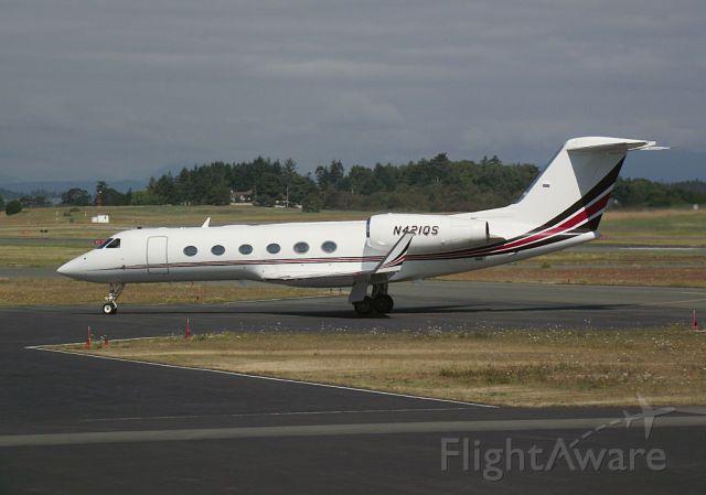 Gulfstream Aerospace Gulfstream IV (N421QS)