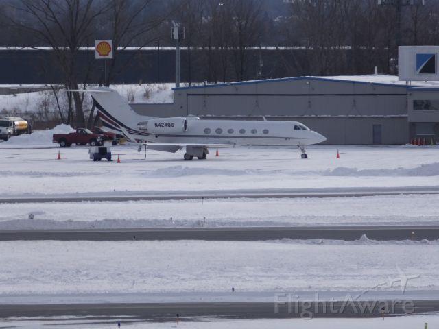 Gulfstream Aerospace Gulfstream IV (N424QS)