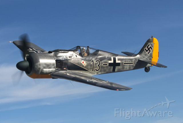 FOUR WINDS 192 (N190DK) - Klaus Plasa over Arizona