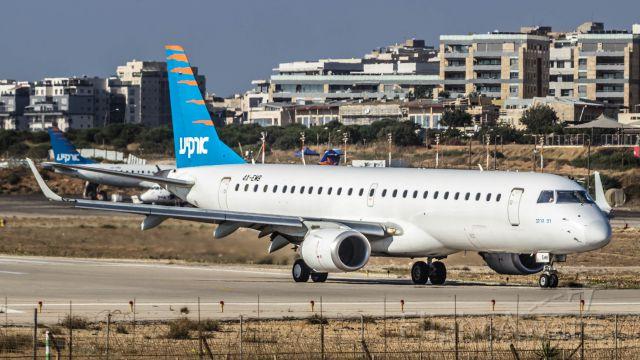 Embraer ERJ-190 (4X-EMB)