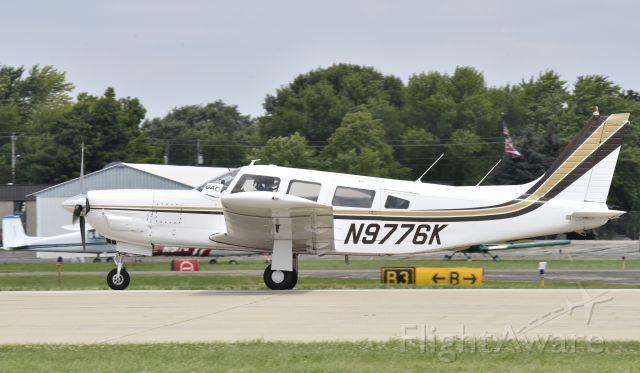 Piper Saratoga (N9776K) - Airventure 2017
