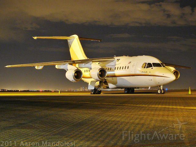 N114M — - British Aerospace BAe-146-100 (N114M)