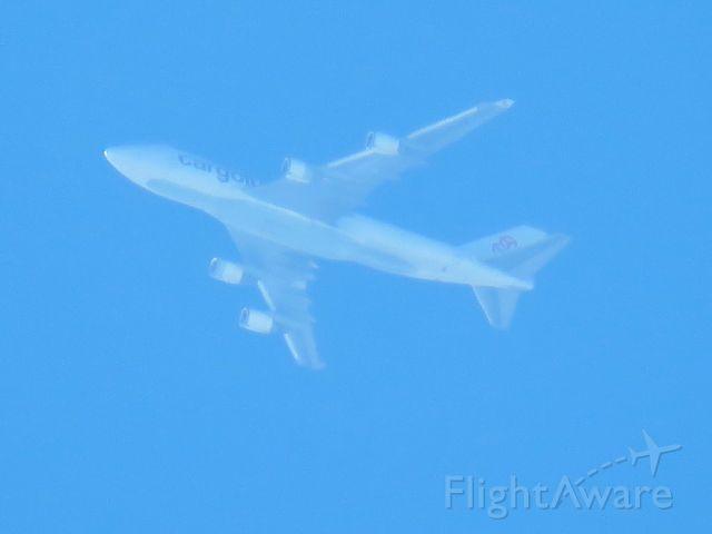Boeing 747-400 (LX-JCV)