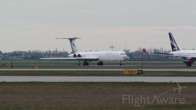 Ilyushin Il-62 —