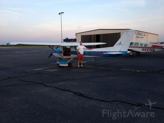 Cessna Commuter (N714PC) - Pre-Flight
