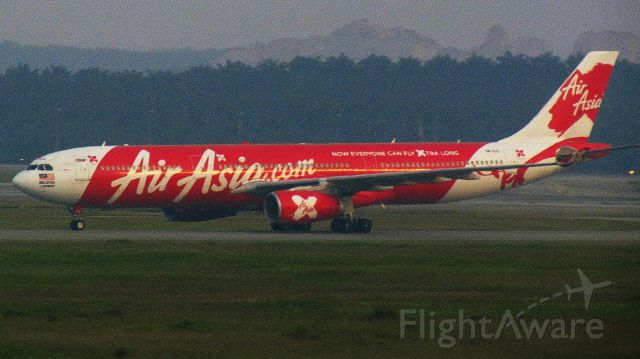 Airbus A330-300 (9M-XXG)