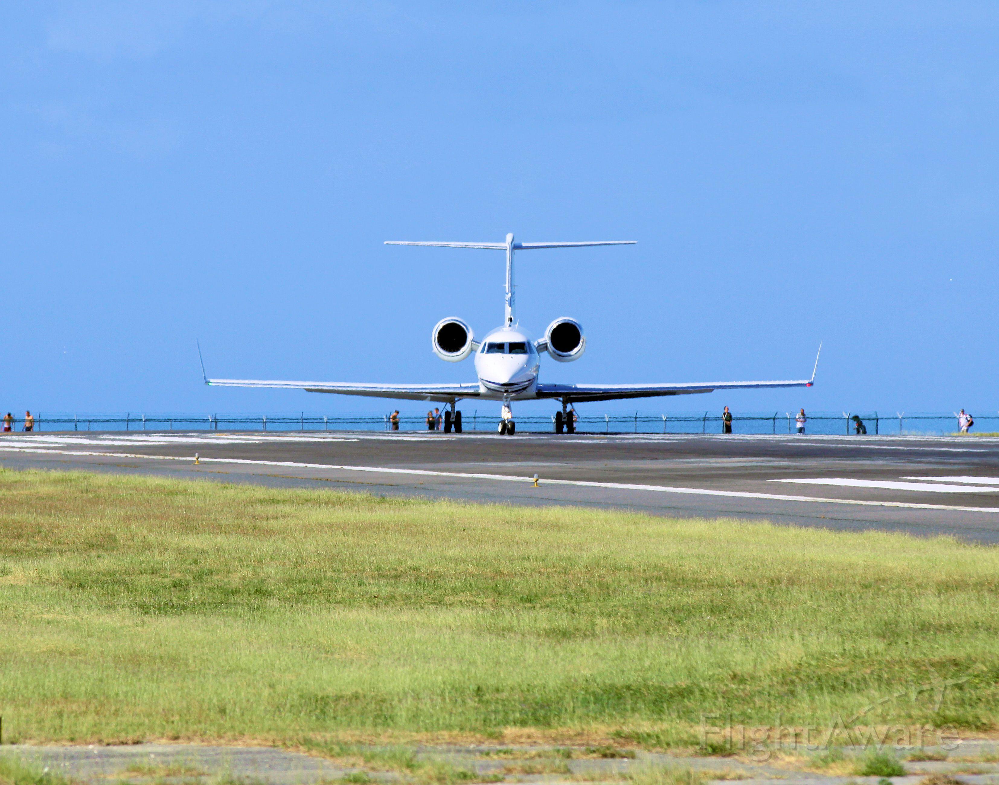 Gulfstream Aerospace Gulfstream IV (N450GD)