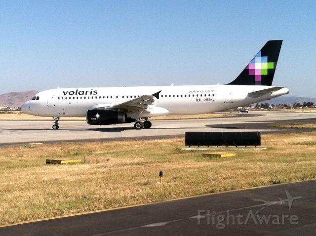 Airbus A320 (N515VL)