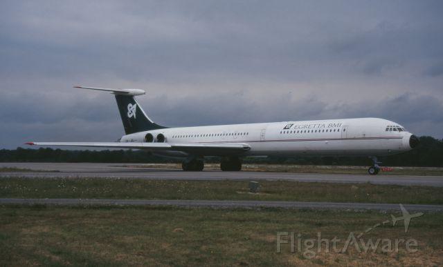Ilyushin Il-62 (OK-JBJ)