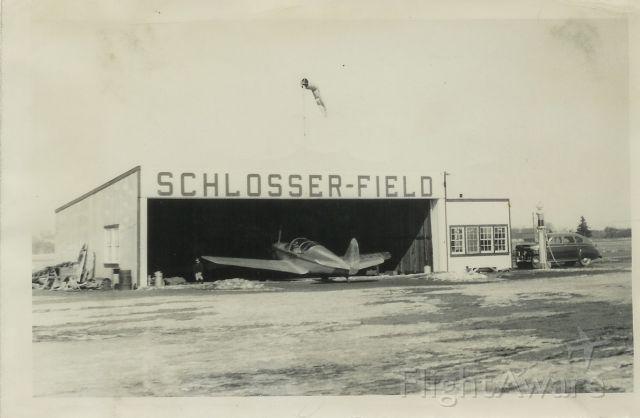 SUPERMARINE Swift — - Schlosser Field, Durand Wisconsin, 1950
