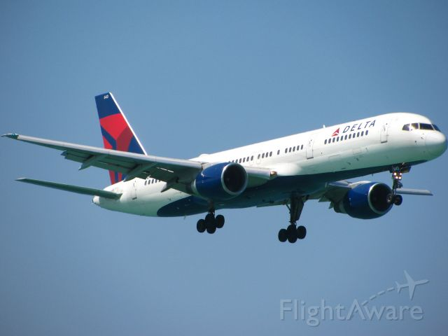 Boeing 757-200 — - Delta Airlines 757-200 at Sangster International Airport, Montego Bay, Jamaica