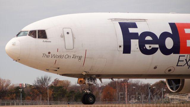 """Boeing MD-11 (N585FE) - """"Katherine"""""""