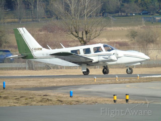 Beechcraft Sundowner (C-GURW) - Just Staring to takeoff!! one of my first pics with a proper camera.