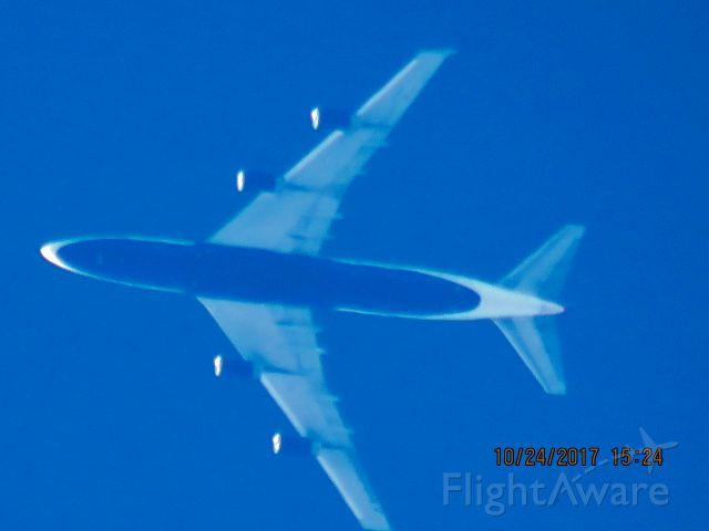 Boeing 747-400 (G-CIVY)