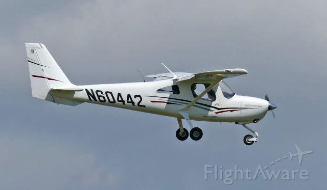 Cessna Skycatcher (N60442)