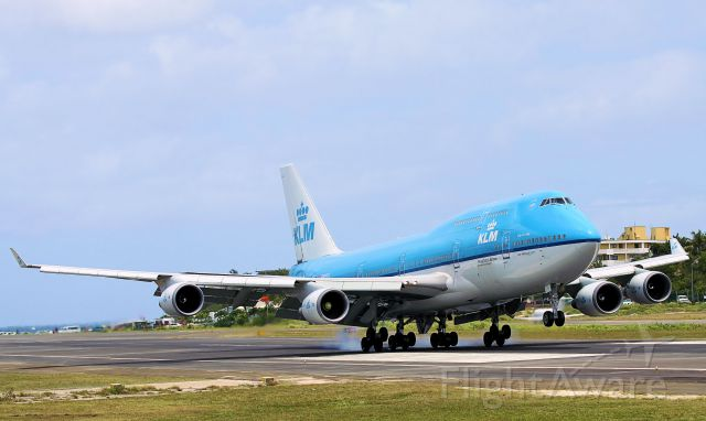 Boeing 747-400 (PH-BFL)