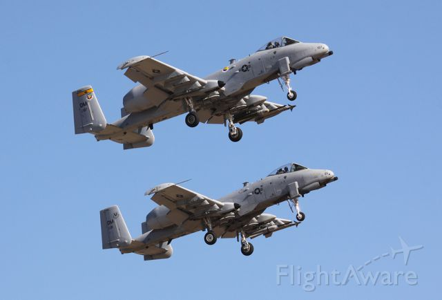 Fairchild-Republic Thunderbolt 2 (80-0211) - Tucson, AZ