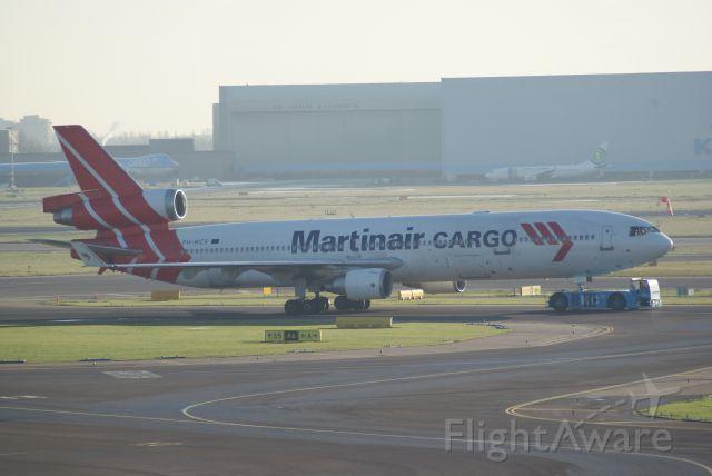 Boeing MD-11 (PH-MCR) - Martinair Cargo MD11-CF cn48617