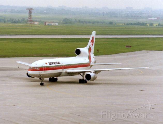 Lockheed L-1011 TriStar (CS-TEE) - Date 30/05/87 c/n 1243