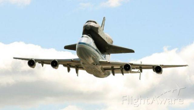 BOEING 747-100 (N911NA)