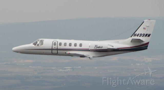 Cessna Citation II (N499WM)