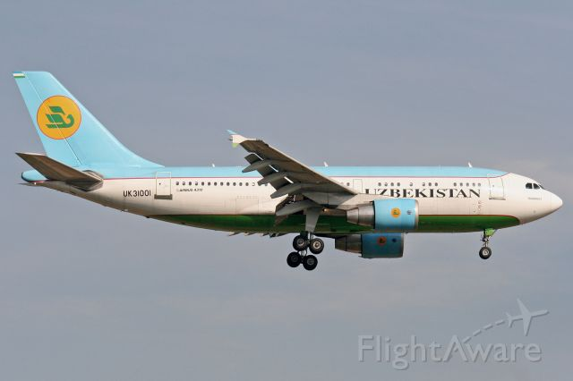 Airbus A310 (UK-31001)
