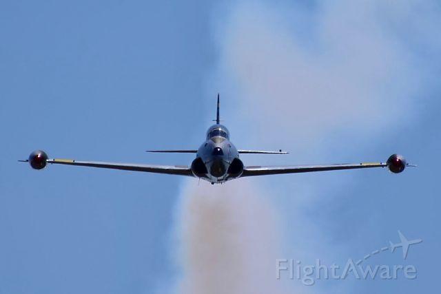 Lockheed T-33 Shooting Star (FT452)