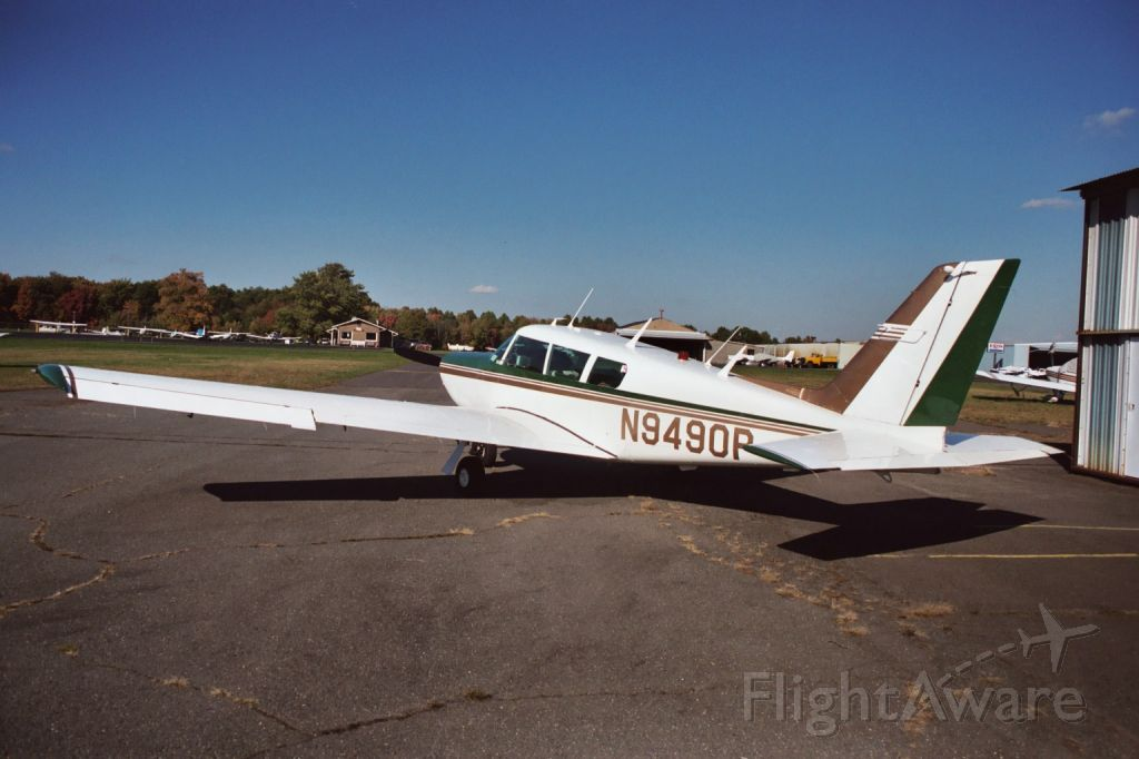 Piper PA-24 Comanche (N9490P) - That