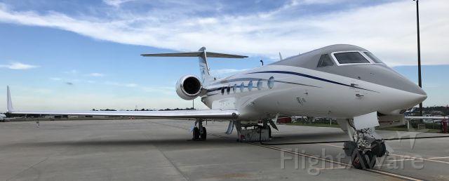 Gulfstream Aerospace Gulfstream V (N365GC) - 10X Airlines - Gulfstream 550<br />Grant Cardone