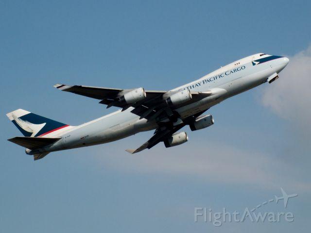 Boeing 747-400 (B-HUP)