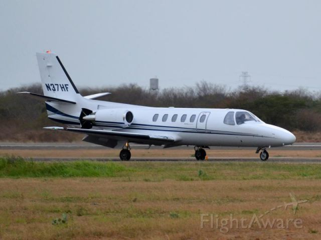 Cessna Citation II (N37HF)