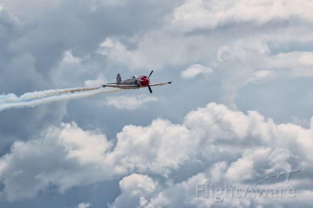 YAKOVLEV Yak-3 (VH-YOV) - Air show demo Caboolture Airfield Yak 3U