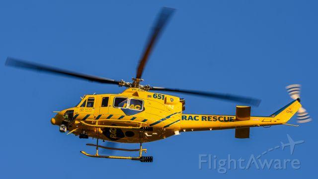 Bell 412 (VH-EWA)