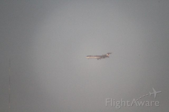 Boeing 727-100 (XC-MPF) - FINAL APPROACH 27 MMTJ