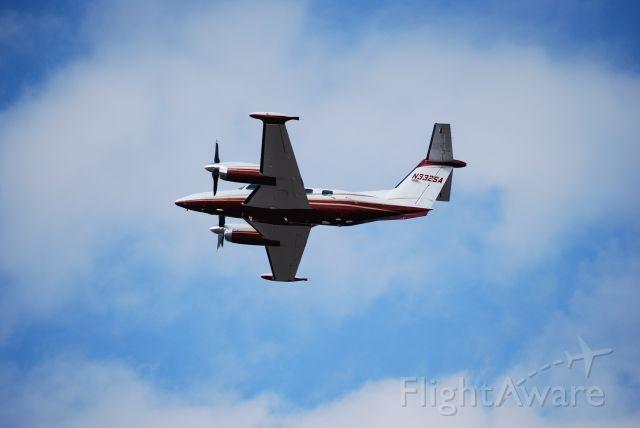 Piper Cheyenne 400 (N332SA) - Cheyenne 4